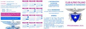 calendario gite cai 20151