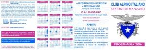 calendario gite cai 2016