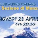 serata nozioni di soccorso in montagna 28 aprile 2016 sede CAI
